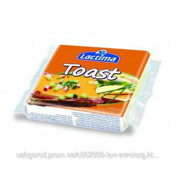 Вкуснейшие сырки для тоста, и бутербродов Lactimma Toast 130 g