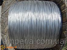 Провод алюминиевый неизолированный (голый) АС-70 ГОСТ (ДСТУ), фото 3