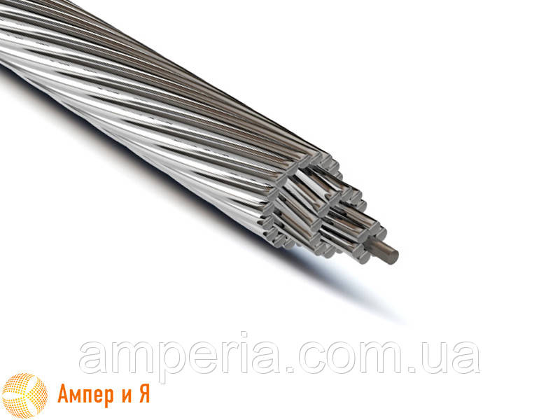 Провод алюминиевый неизолированный (голый) АС-50 ГОСТ (ДСТУ)
