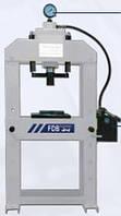Пресс гидравлический для СТО FDB HR30G
