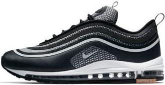 Мужские кроссовки Nike Air Max 97 ULTRA Black, Найк Аир Макс 97