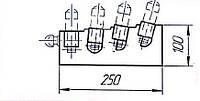 Планка специальная БМ700 (100)