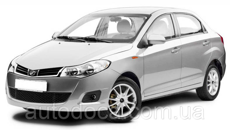 Захист картера двигуна і кпп Chery A13 2010-