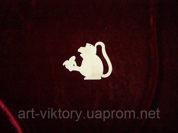 Мавпа (9 х 7 см), декор, фото 2