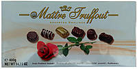 Цукорки шоколадні Maitre Truffout Asorted Pralines 400 gram