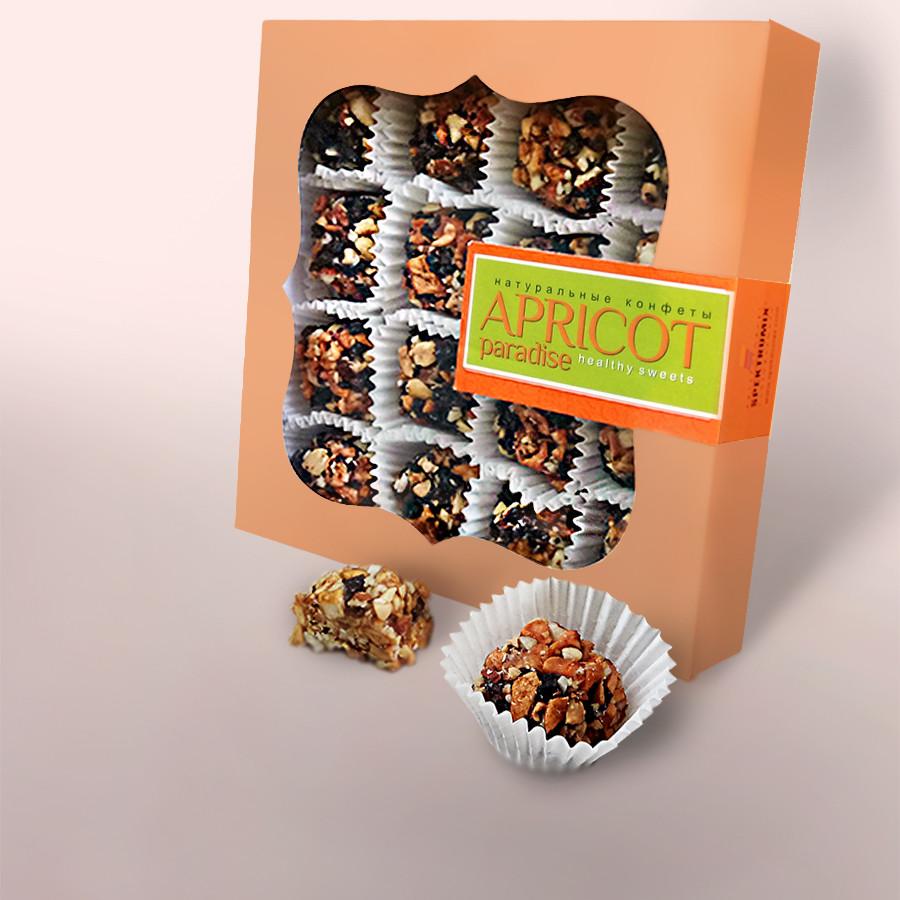Натуральные конфеты «Apricot paradise» («Абрикосовый рай»), 150 г