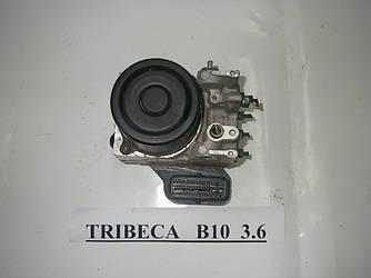 Блок ABS 3.6 Subaru Tribeca (WX) 06-14 (Субару Трибека (ВХ))  27536XA01A / 07J017624