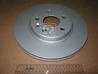Диск тормозной CHEVROLET CRUZE 1.6I 16V 09.05- передн. (пр-во ABS) 18034