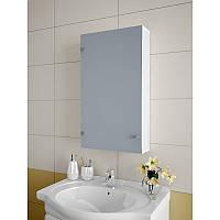 Зеркальный шкафчик без подсветки