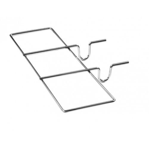 Подставка металлическая для щеток и швабр (H060201)