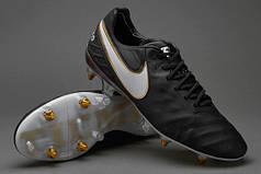 Бутсы Nike Tiempo Legend VI SG-PRO 819680-010 (Оригинал)