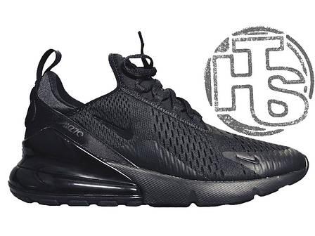 Мужские кроссовки Nike Air Max 270 Flyknit Triple Black AH8050-005, фото 2