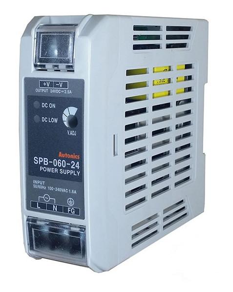 Источник питания импульсный 24 VDC, 2,5 А, 60 Вт на DIN-рейку