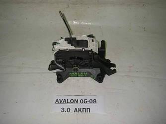 Кулиса переключения АКПП Avalon 05-08 (Тойота Авалон)  (Оригинальный № 33540AC020)