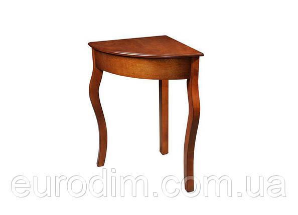 Угловой столик HR121 орех, фото 2