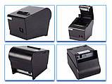 POS-принтер Jepod FK-POS58DC-U Black (FK-POS58DC-U), фото 6