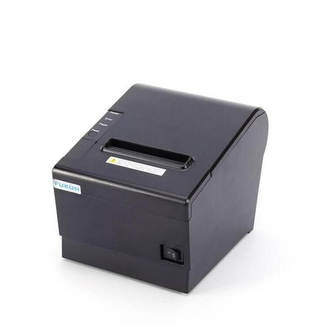 POS-принтер Jepod FK-POS58DC-U Black (FK-POS58DC-U)