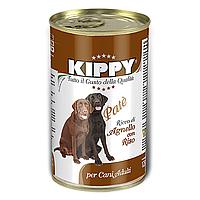 Консерва KIPPY Dog ЯГНЕНОК и РИС 1250г - паштет для собак