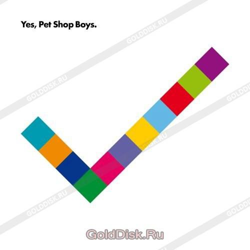CD- Диск. Pet Shop Boys - Yes