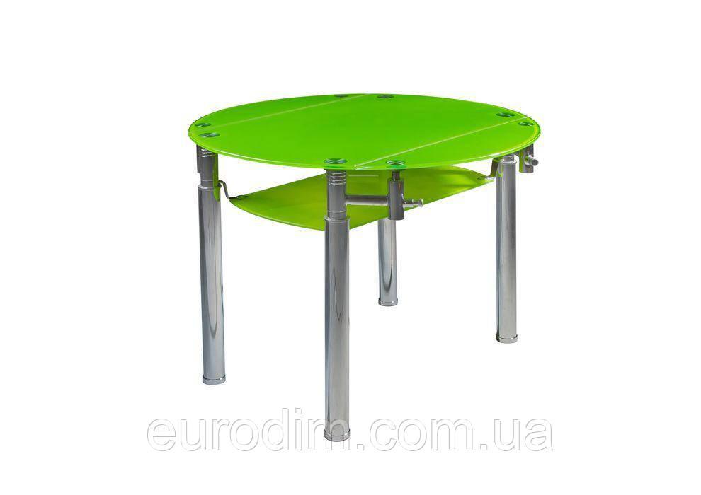 Стол B168-28 зеленый