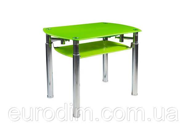 Стол B168-28 зеленый, фото 2