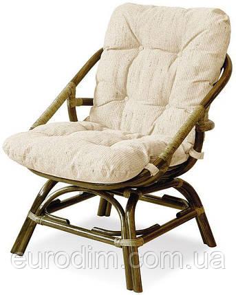 Кресло с подушкой 0113 В, фото 2