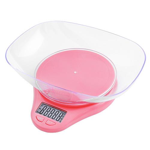 Весы кухонные 116A, 5кг (1г), чаша  (электронные весы)
