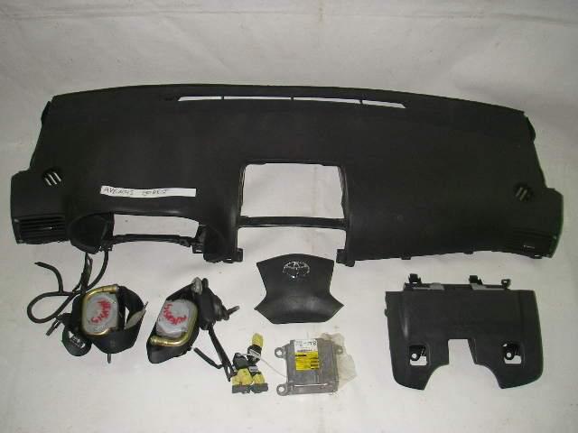 Подушки безопасности комплект до рест Toyota Avensis T25 03-09 (Тойота Авенсис Т25)  8917005120