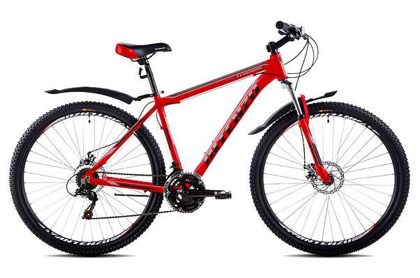 """Горный велосипед INTENZO FLAGMAN 29"""", 21""""   Красный"""