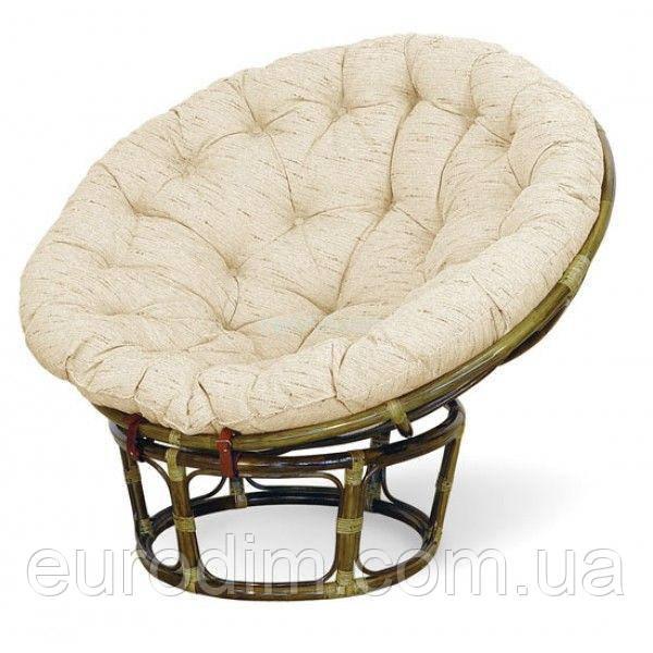 Кресло Папасан с подушкой 2301