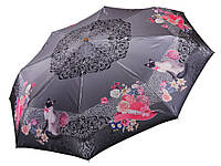 Женский зонт Три Слона  САТИН ( полный автомат ) арт.141-19, фото 1