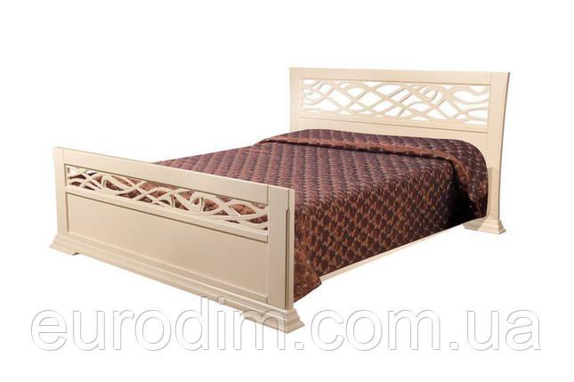 Кровать Лиана 1600 х 2000   белый, фото 2