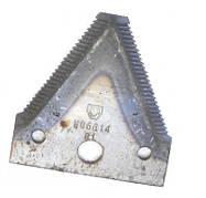 Сегмент косы комбайна СК-5 НИВА Н 066.02