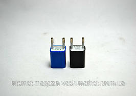 Адаптер WY-003 (220V -USB) 100mA