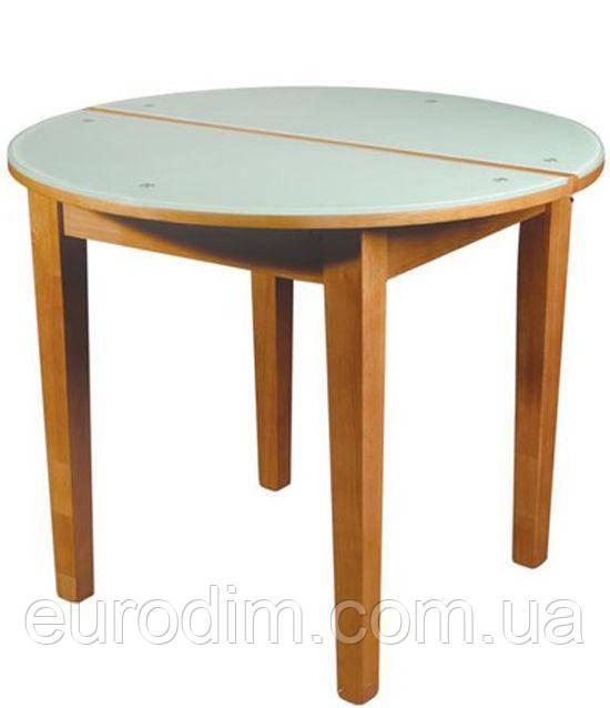 Стол обеденный ED02 ольха