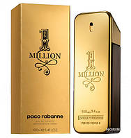 Духи мужские PACO RABANNE 1 Million man 100 мл (реплика)