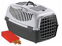 Контейнер-переноска для кошек и собак  GULLIVER 2, 55 см + подарки