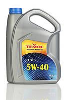 Моторное масло TEMOL Luxe 5W-40 (20 л)