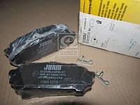 Колодки дискового тормоза (пр-во Jurid) 572529J