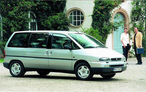 FIAT ULYSSE (220) (1994-2002)