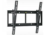 Плоский настенный держатель с наклонном для TV (size 32'-60') LCD764