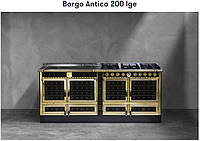 Кухонные плиты в классическом стиле J.Corradi серия Borgo Antico