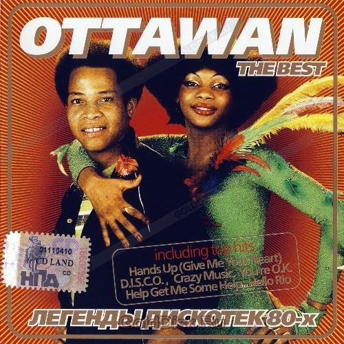 CD- Диск. Ottawan - The Best
