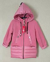 Детское весеннее пальто для девочек