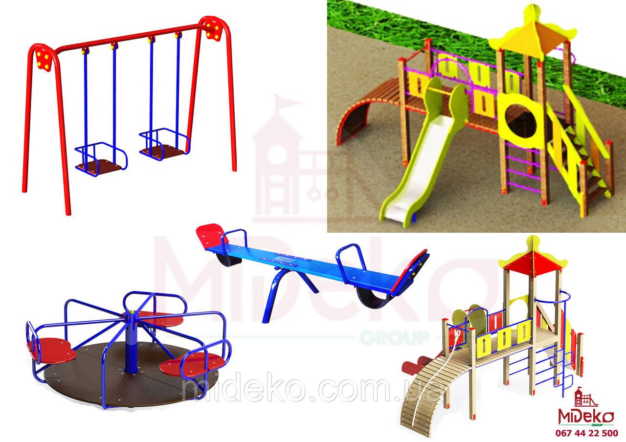 Детская площадка 3209