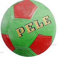 Мяч футбольный резиновый (GC038007)