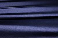 Ткань шелк армани темносиний