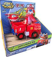 """Авто-трансформер Джетта """"Супер Крылья ― Super Wings"""", фото 1"""