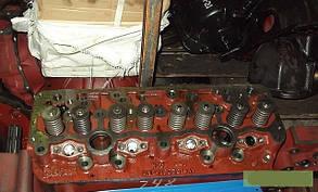 Головка блока цилиндров Д-240. 243 МТЗ-80, 82 в сборе