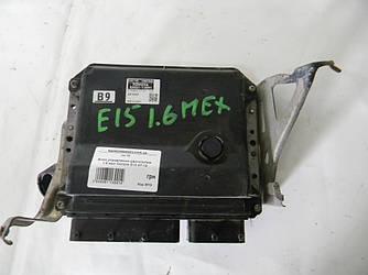 Блок управления двигателем 1.6 мех Toyota Corolla E15 07-13 (Тойота Королла Е15)  89661-12B91